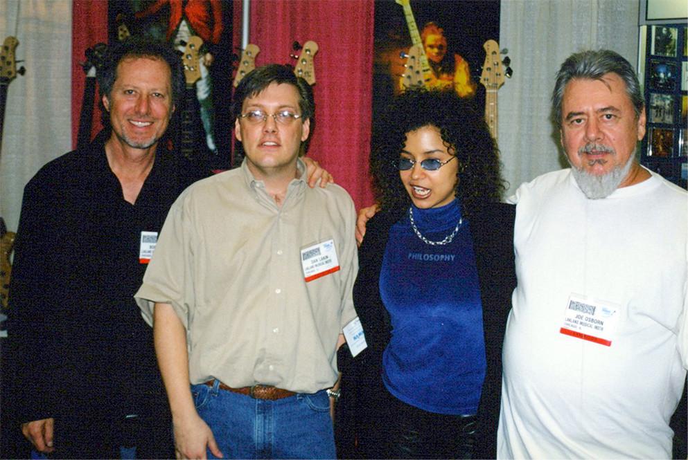 Bob, Dan, Rhonda Smith, Joe