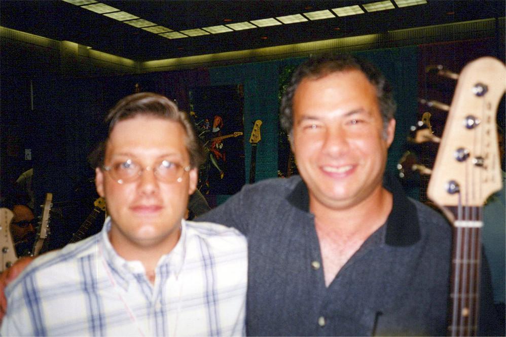 Dan and David Borisoff (Hipshot)