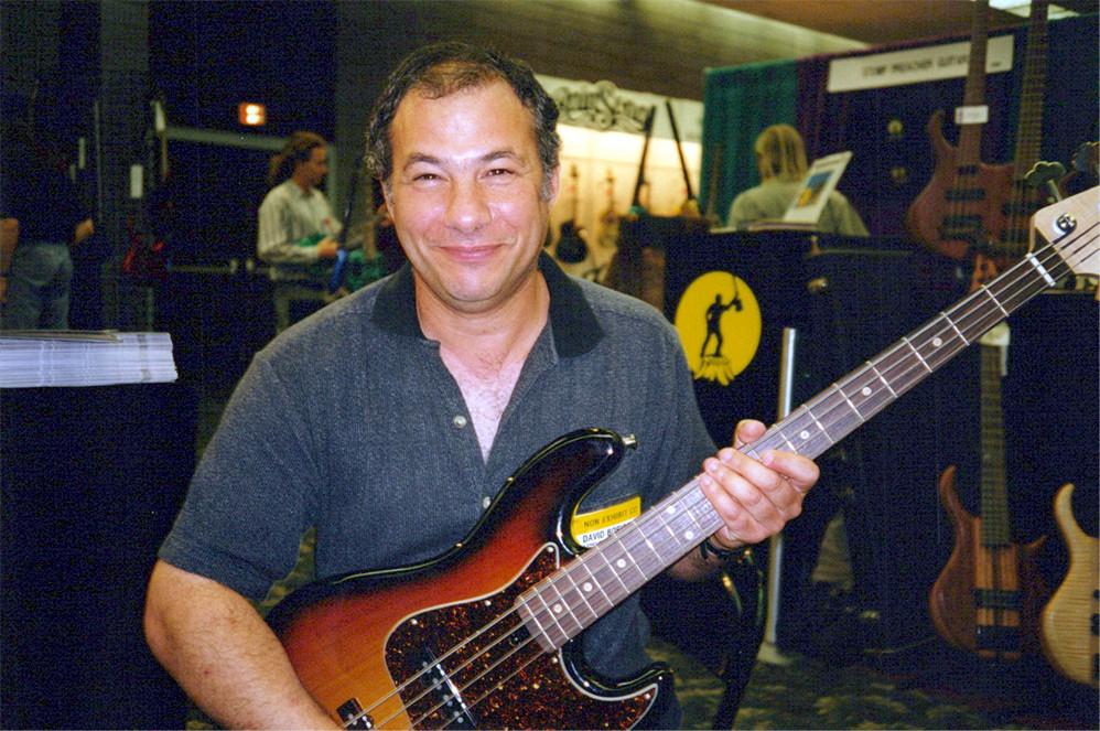 David Borisoff (Hipshot)