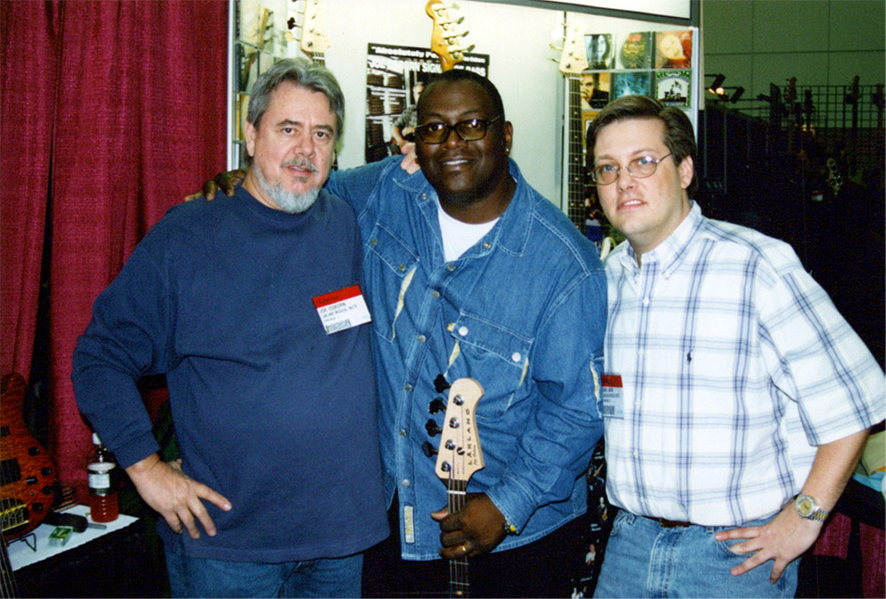 Joe, Randy Jackson, Dan