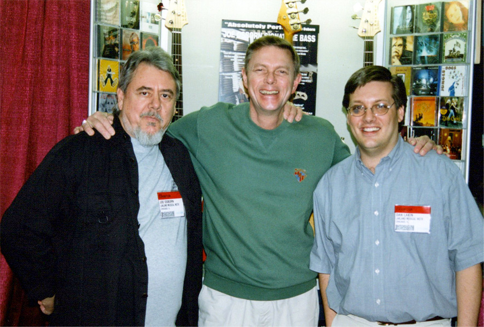 Joe, Richard Carpenter, Dan