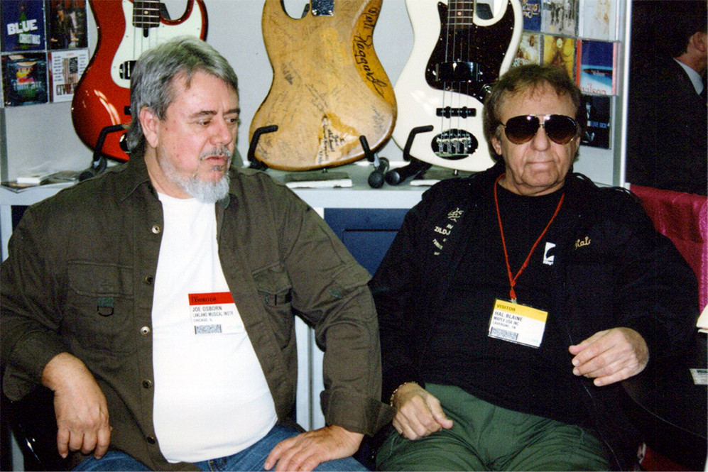 Joe and Hal Blaine