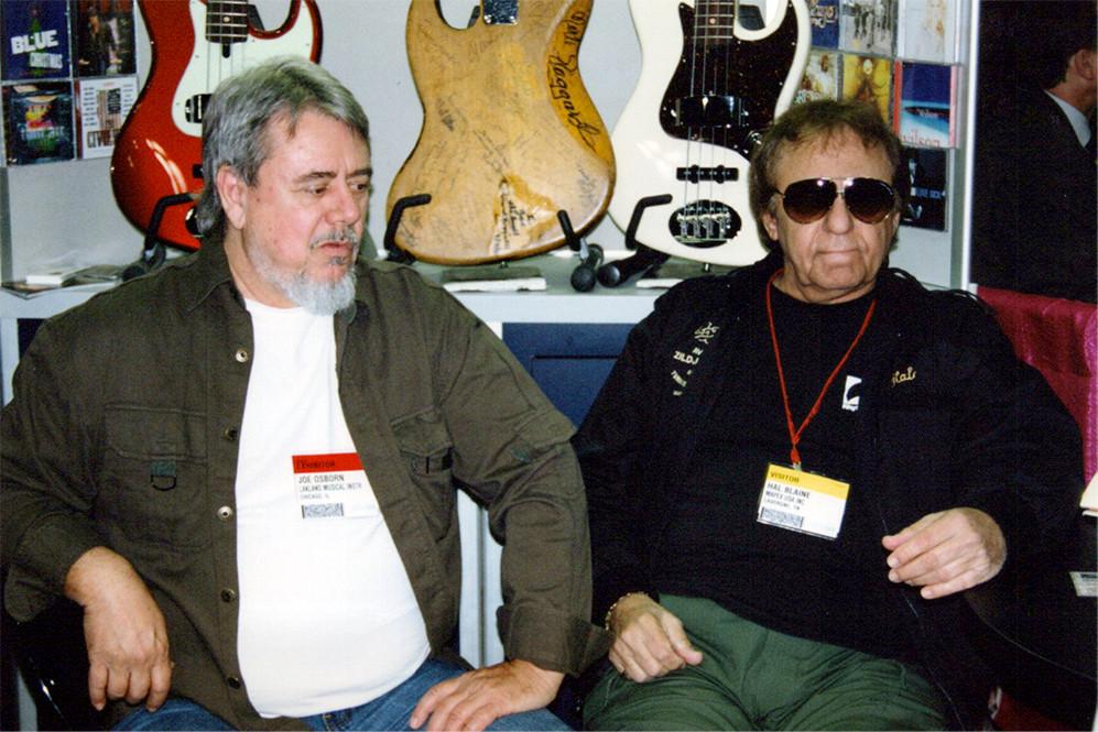 Joe and Hal Blaine