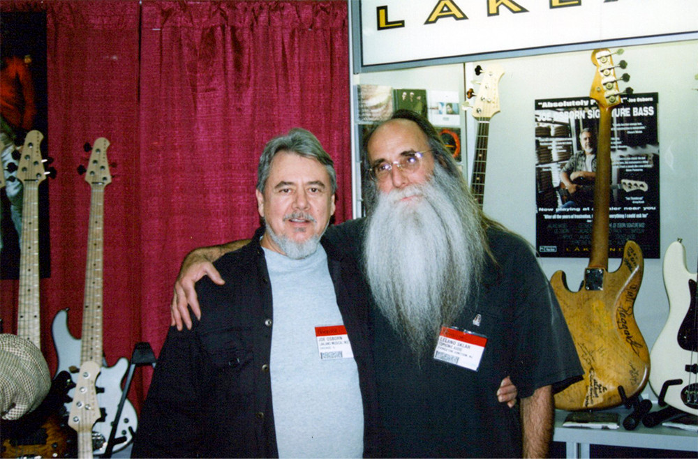 Joe and Leland Sklar