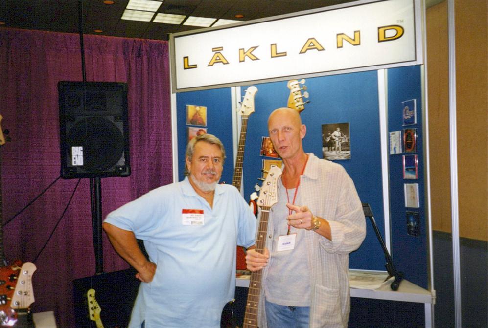 Joe and Michael Rhodes