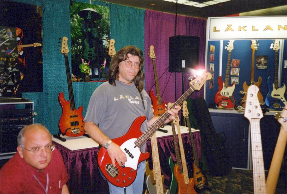 Larry Ullman (EA Audio), Carl Pedigo