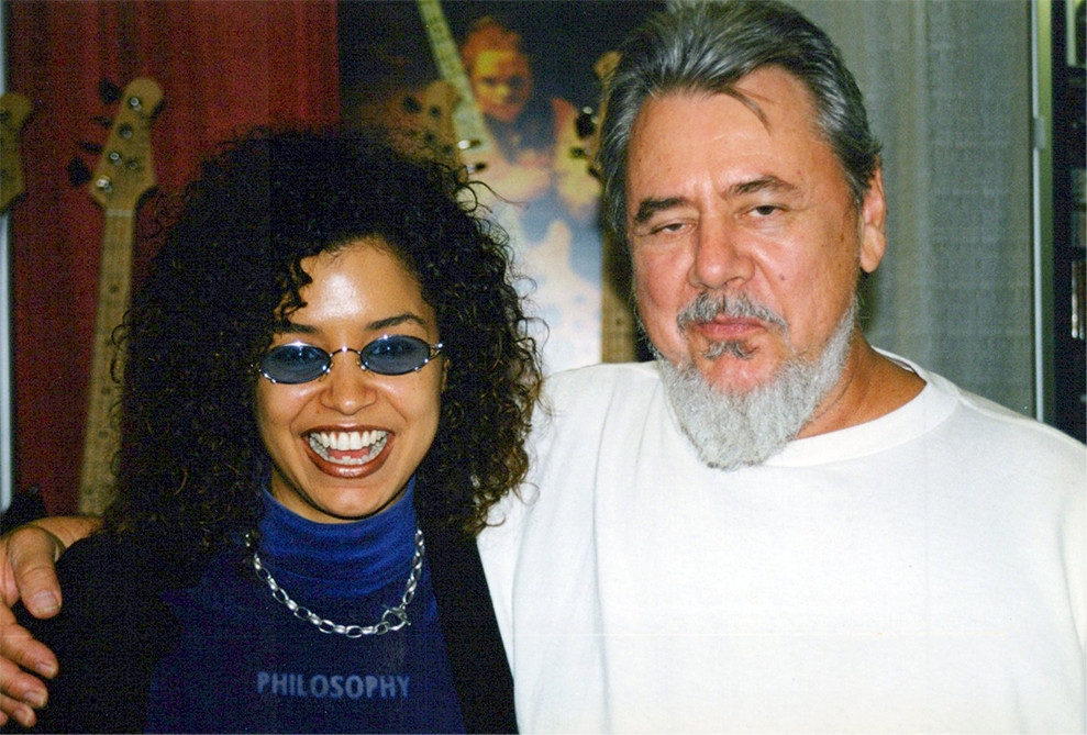 Rhonda Smith (Prince), Joe Osborn