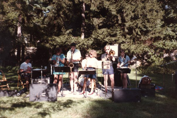 The Cymbals 1984